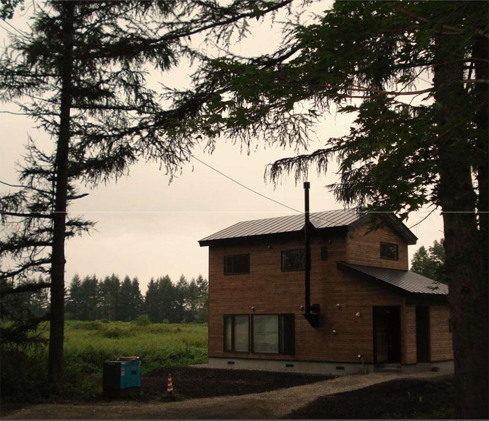 十勝の住宅2015
